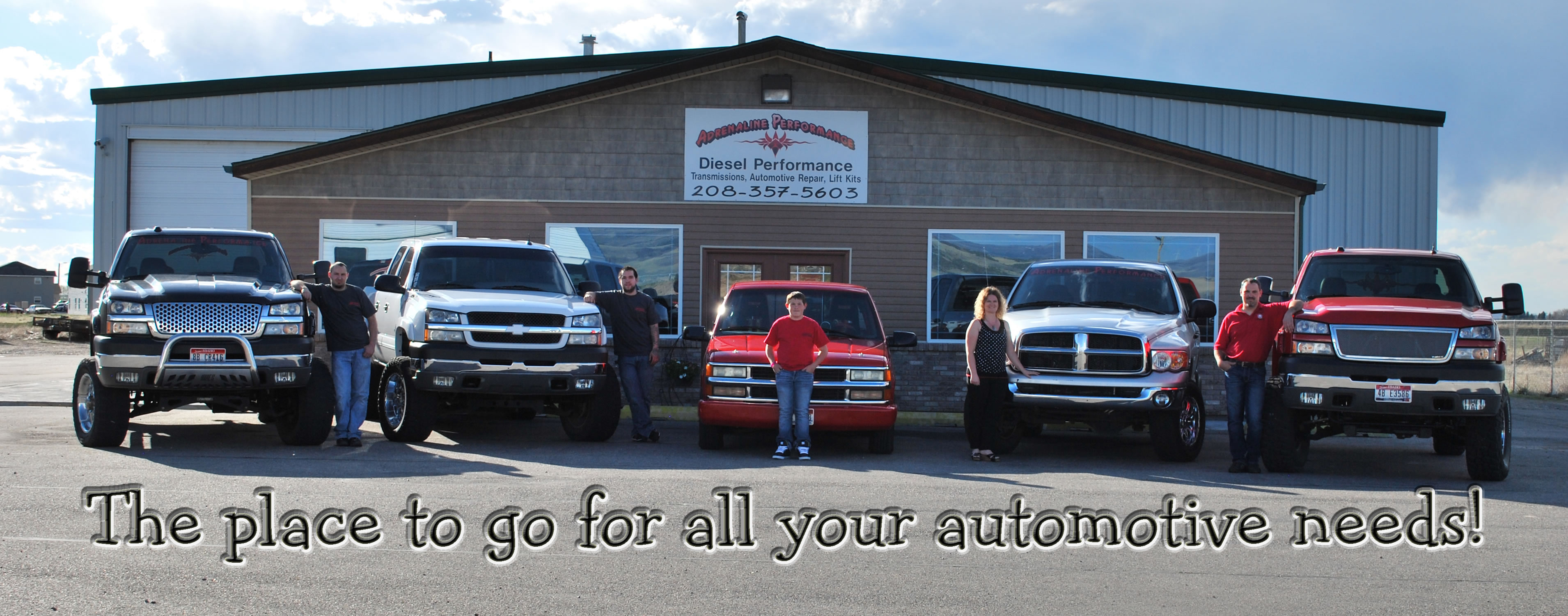 Truck Performance Shops Near Me >> Adrenaline Performance About Us